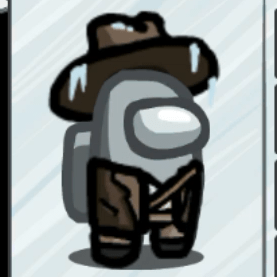 Archae Hat Skin Among Us