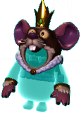 Majestic Mouse Lower Skin Fall Guys